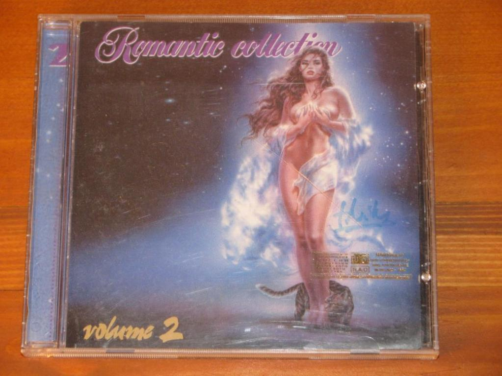 Various - Romantic Collection Volume 2 / CD / 2001 / Russia