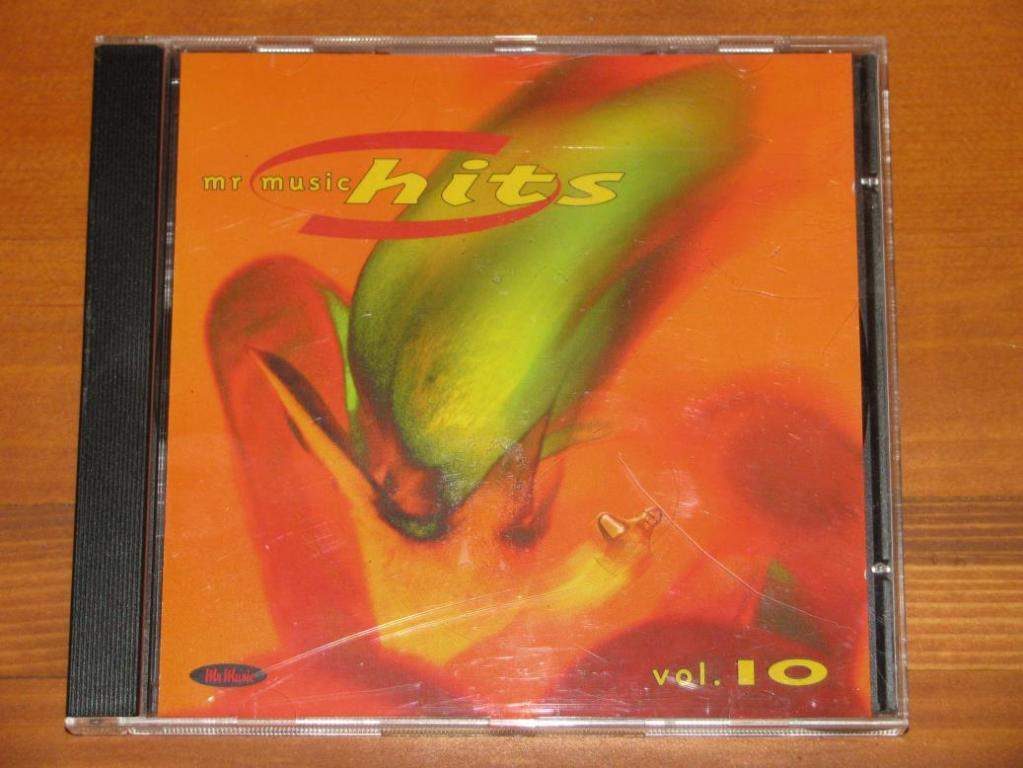 Various - Mr Music Hits 10. 1999 / CD / 1999 / Sweden