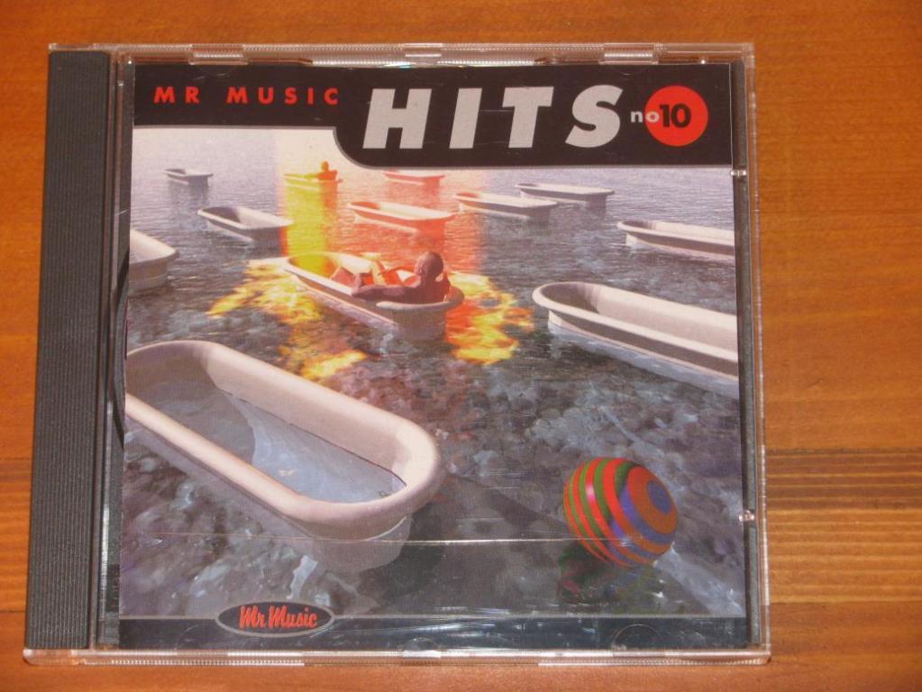 Various - Mr Music Hits 10-96 / CD / 1996 / Sweden