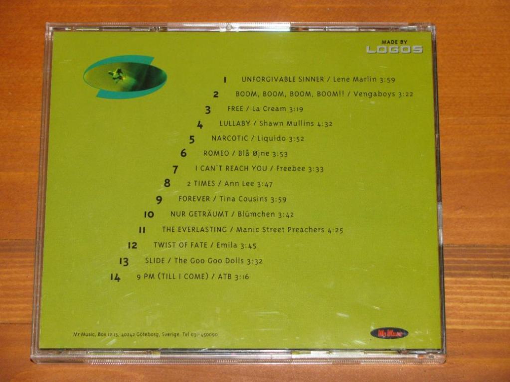 Various - Mr Music Hits 5. 1999 / CD / 1999 / Sweden