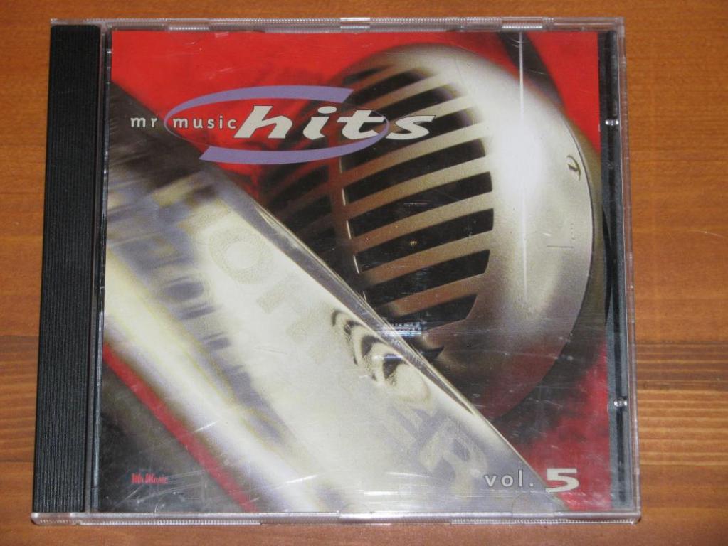 Various - Mr Music Hits 5. 2000 / CD / 2000 / Sweden