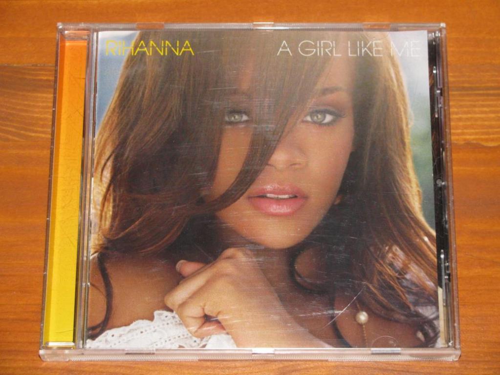 Rihanna - A Girl Like Me / CD / 2006 / Germany