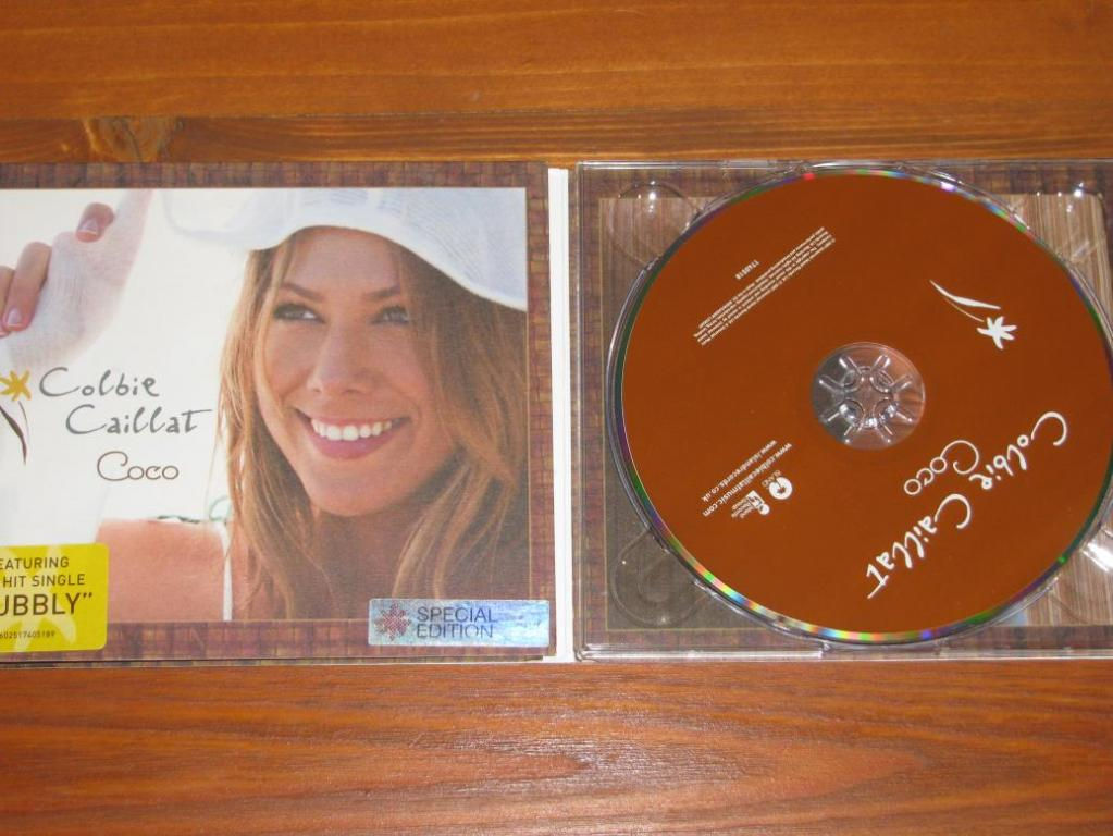 Colbie Caillat - Coco / CD / 2007 / UK