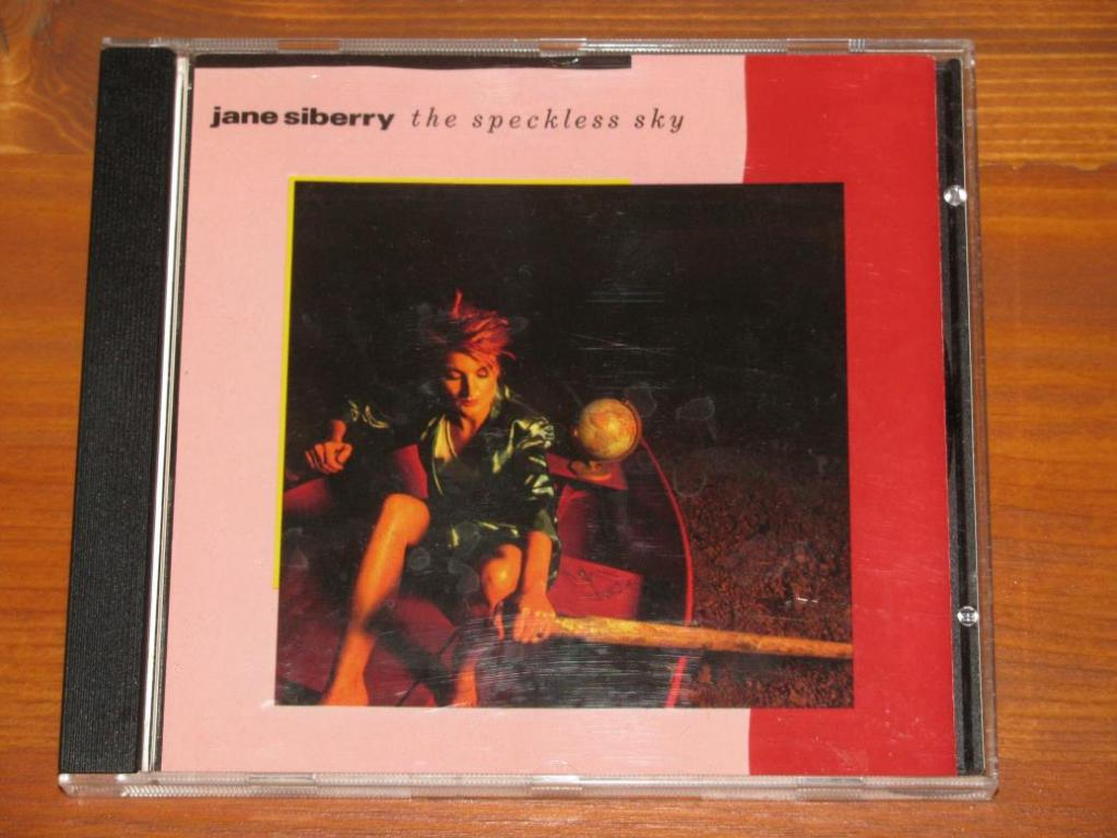 Jane Siberry - The Speckless Sky / CD / Canada / 1985