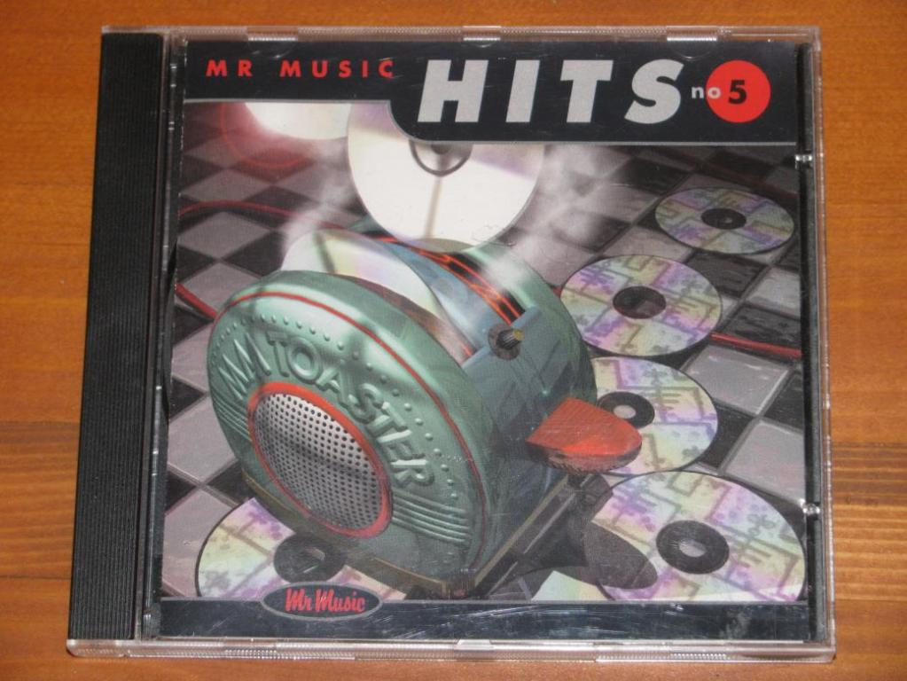Various - Mr Music Hits 5-96 / CD / 1996 / Sweden