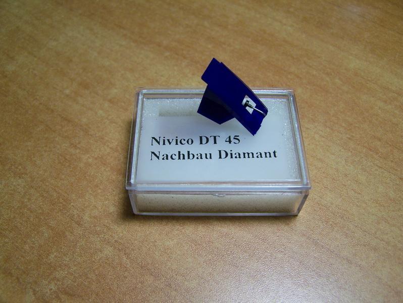EPCP 30 EPS 30 D NATIONAL,TECHNICS Diamantnadel