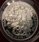 Платиновая монета 150 рублей, 1/2 oz,