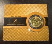 Золотая монета 200 долларов