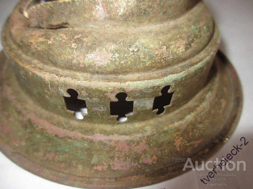 Конфорка самоварная СБ №4 посадочный диаметр