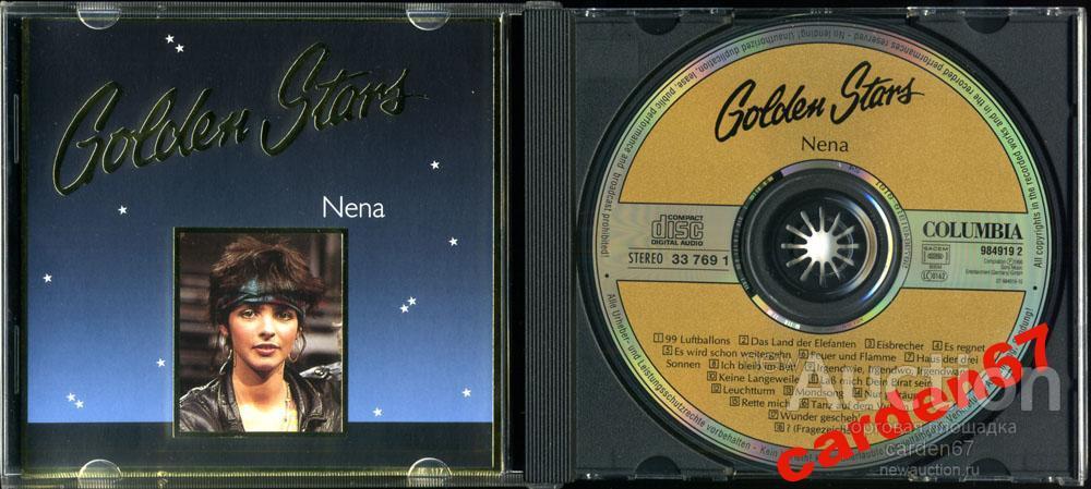 NENA 1989 AUSTRIA CD