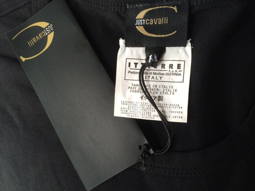 Cavalli футболка мужская оригинал 48-50