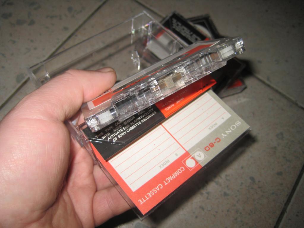аудиокассета SONY C-60 LOW-NOISE avto-sensor новые редкие 70 годы! цена за одну!