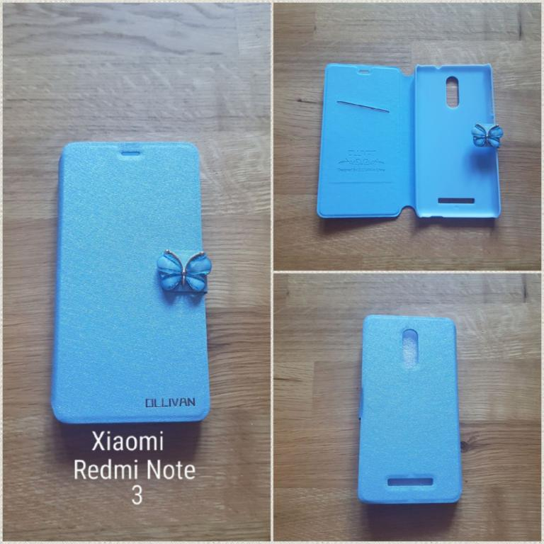 Xiaomi Redmi Note 3 чехол книжка