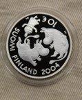 10 евро Финляндия 2004