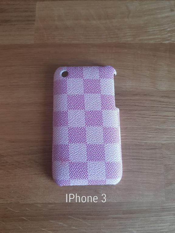 iPhone 3 Чехол 02