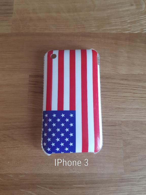 iPhone 3 Чехол 06