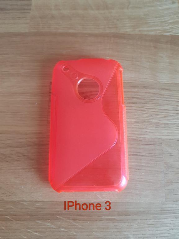 iPhone 3 Чехол 04