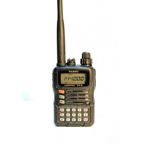 Радиостанция Yaesu VX-6R (новая)