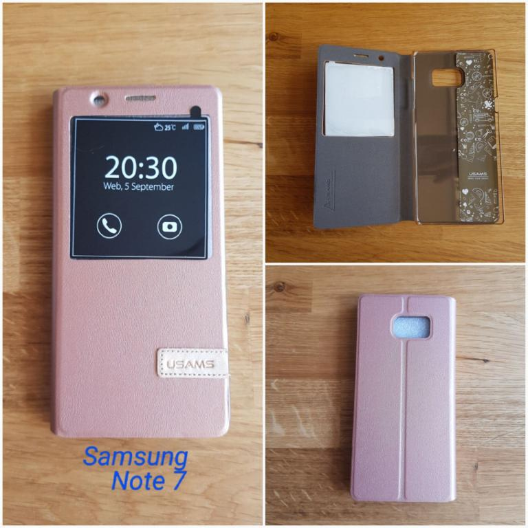 Samsung Note 7 Чехол 03