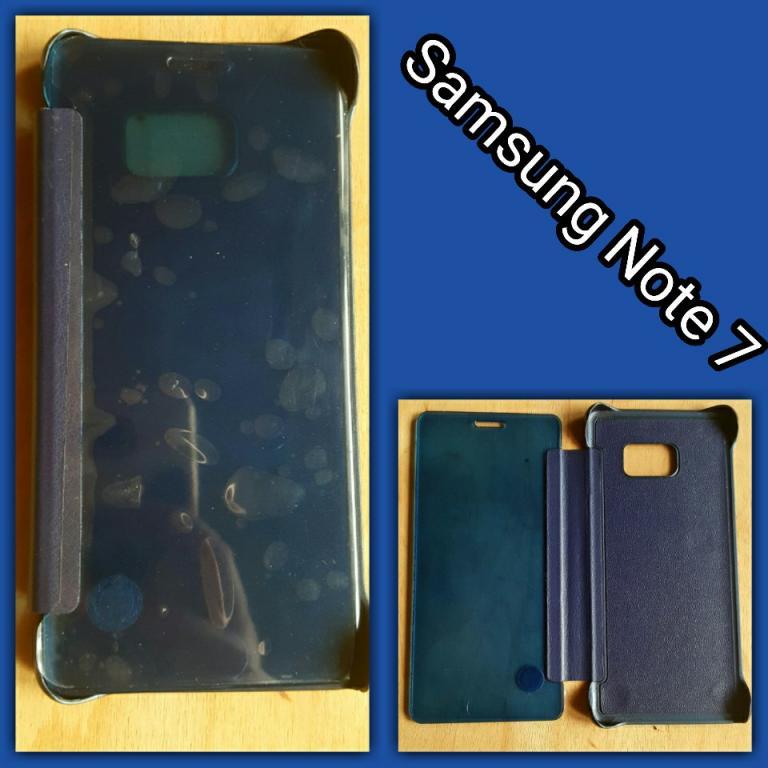 Samsung Note 7 Чехол 01