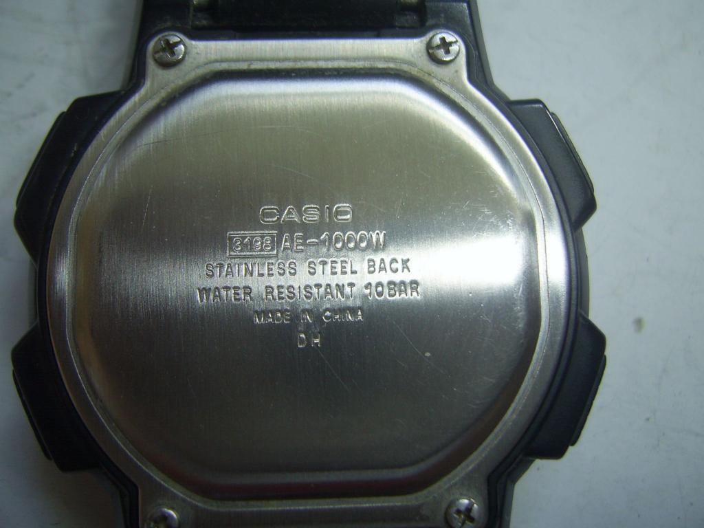 Часы  CASIO AE-1000W