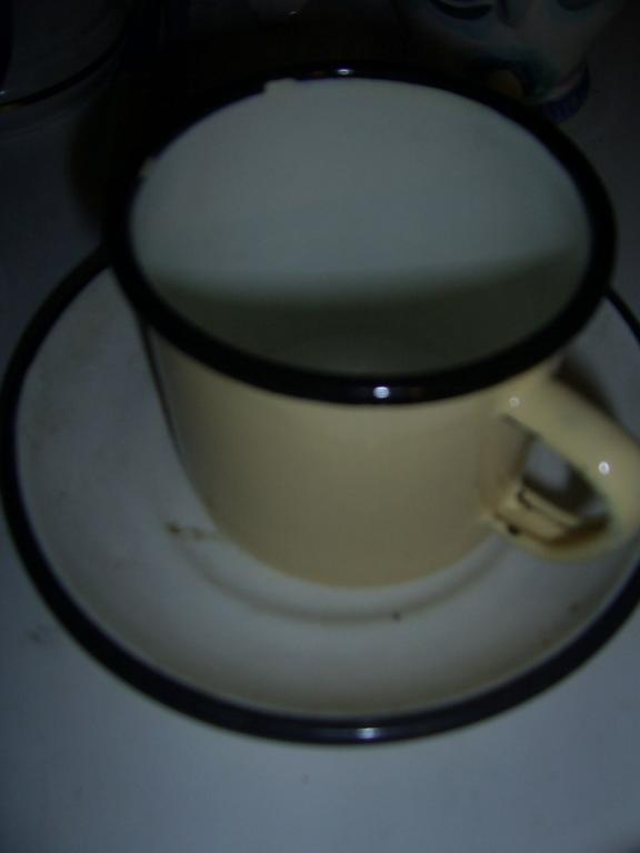 блюдце тарелка парусник железная