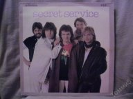 2LP SECRET SERVICE - Collection (1987)(Kaktus Records)(England)