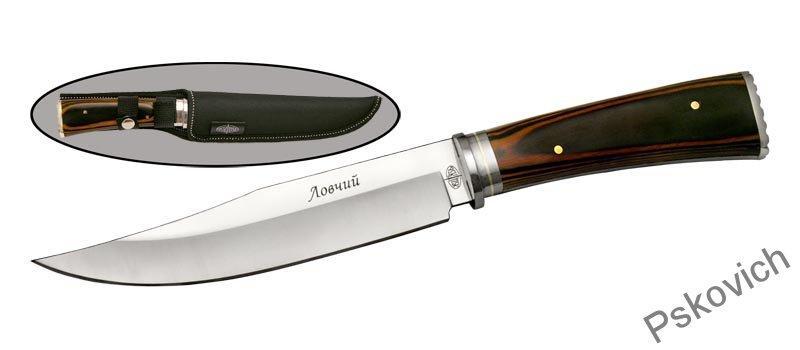Нож ЛОВЧИЙ (В256-34) (Витязь) - 30 см Туризм Охота Рыбалка Поход