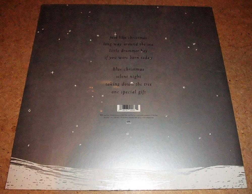 LOW-CHRISTMASS-1999(USA/SUB POP)LP SEALED