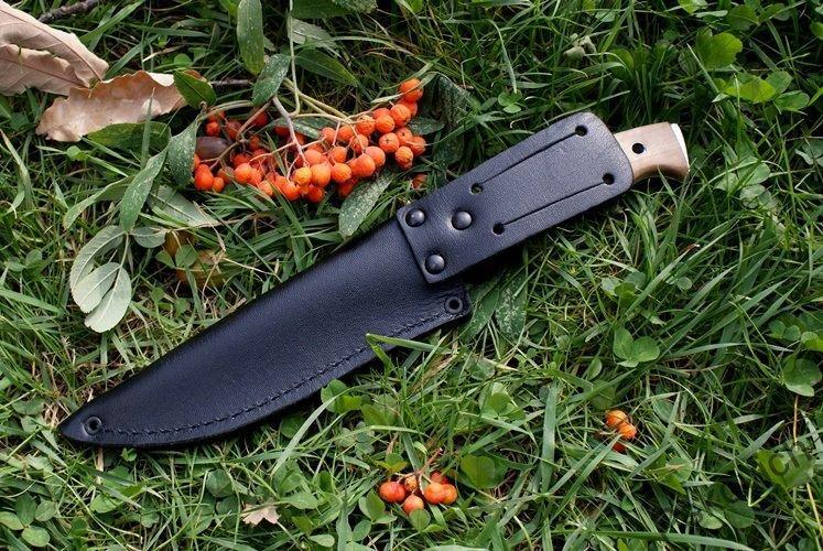 Нож АЧИКОЛЬ (Кизляр) - 26,3 см Россия Туризм Охота Рыбалка Поход