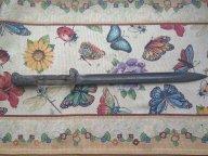 Штык - нож Маузер 98 к. Чех.