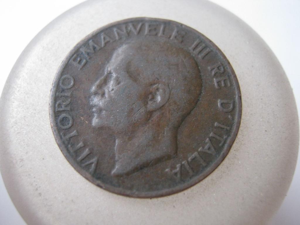Италия 5 чентезимо 1922