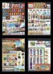 Россия 2015 г. Полный годовой набор марок, блоков и МЛ**