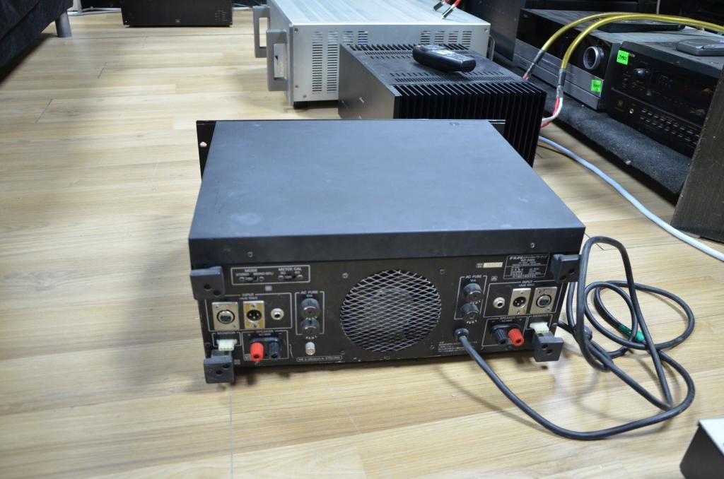 Усилитель оконечный RAMSA (National, Panasonic) WP-9400