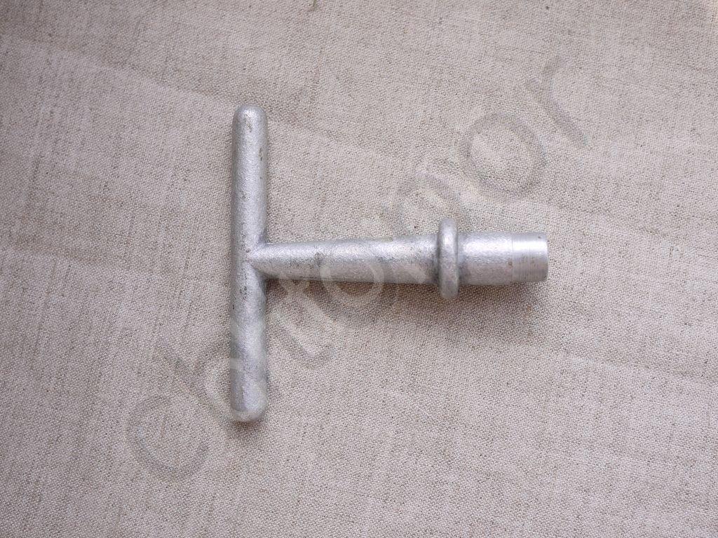 Вороток ворот рукоятка ключ четырехгранник Специальный