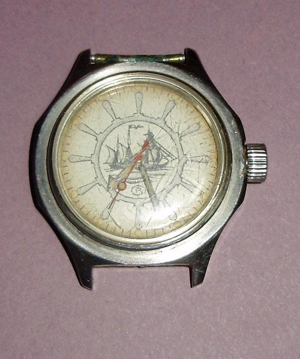 Часы    Восток   Амфибия   мужские  на ходу