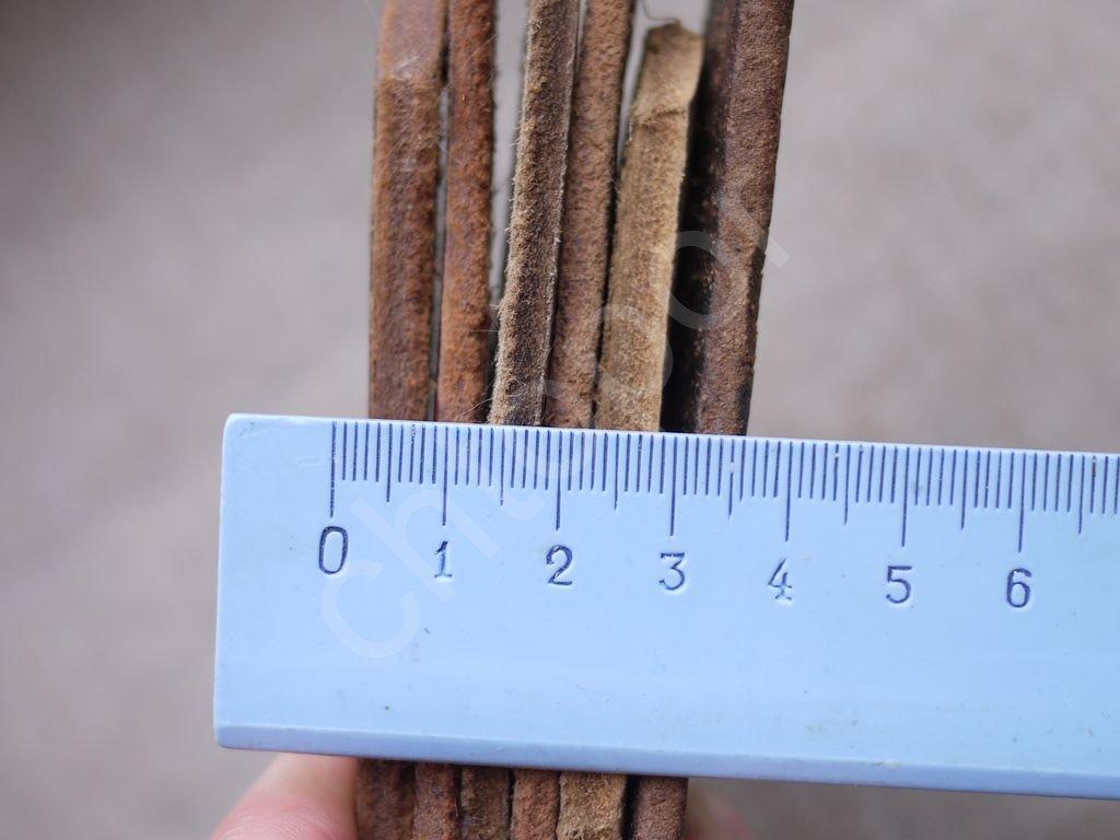Кожа ТОЛСТАЯ ~5мм обрезки разные