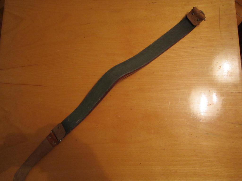 Ремень для правки бритв старинный