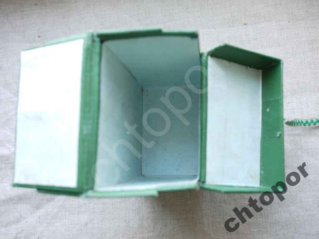 Коробка с крышкой, под печать, картон