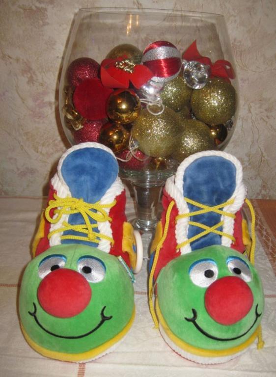 Ботинки/кеды - контейнер для подарка, 2 шт.