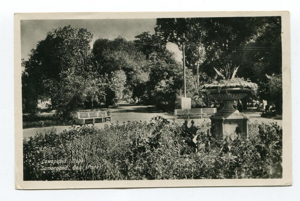 старые фото центрального парка самарканда дуршлаг застилаем
