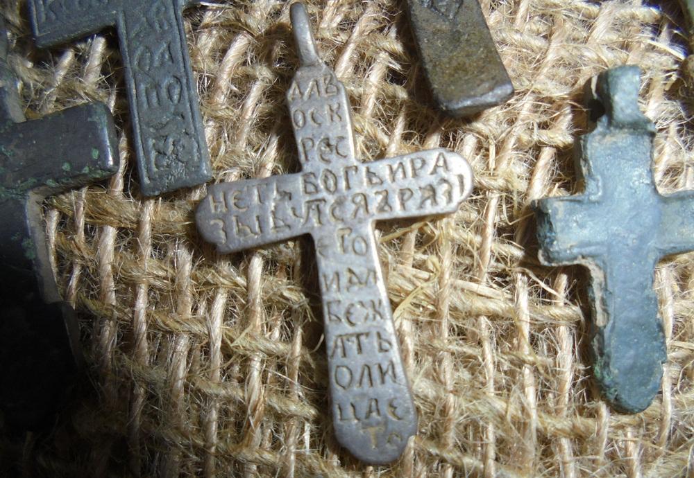 старинные нательные кресты от 16 века до 18!!!есть нечастые!!!серебро!