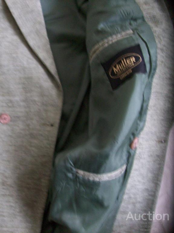 Новый пиджак 48-50