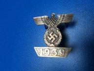 Шпанга железного креста Вторая степень Оригинал