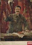 Огонёк № 51 1949 год . В честь 70 летия И В Сталина .