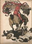 """Журнал """"JUGEND"""" 1900 год №9"""