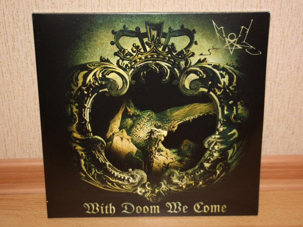 "SUMMONING ""With Doom We Come"" 2 LP"