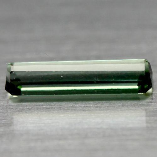 Природный светло-зеленый турмалин 1,09 карат