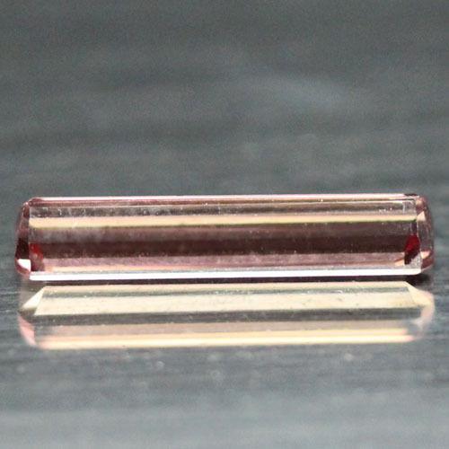 Природный пурпурно-розовый турмалин 1,00 карат