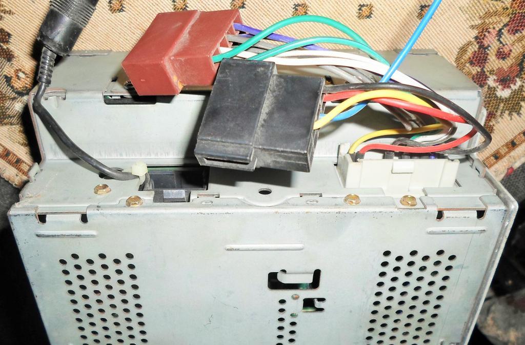 Delphi Delco Electronics ретро автомагнитола,США